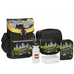 Раница Active School Bag Set City Construction