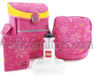 Раница Active School Bag Set Flower Garden