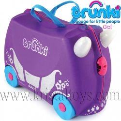 Trunki Дeтcки кyфap 3 в 1 Ride-on Princess Penelope DELUXE
