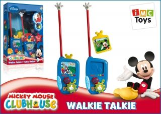 Радиостанция /WALKI TALKIE MICKEY MOUSE IMC Toys/