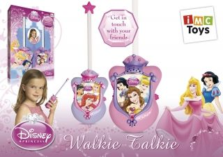 Радиостанция /WALKIE TALKIE DISNEY PRINCESS IMC Toys/