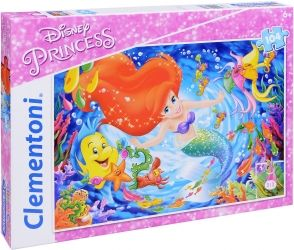 Пъзел Princess Little Mermaid 104 части