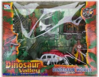 Комплект DINOSAUR VALLEY