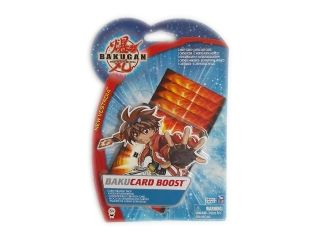 Бакуган Кардбуустър Baku Card Boost /Bakugan/ 64263