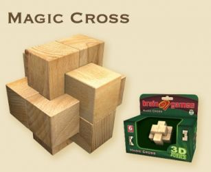 3D Пъзел » Magic Cross