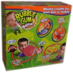 Играта Бъбъл гъм балон /Bubble gun game/