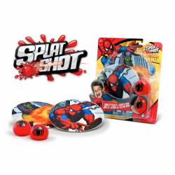 Игра Спайдърмен Сплет шот Spider man splat shot