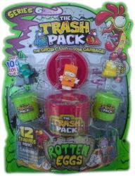 The Trash Pack Series 6