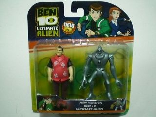 Ben 10 Ultimate Alien - Max Tennyson & Nanomech