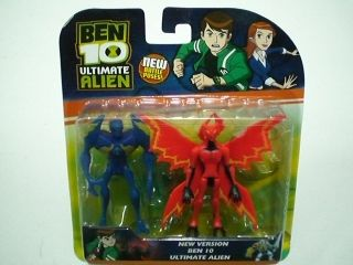 Ben 10 Ultimate Alien - Lodestar & Ultimate Big Chill
