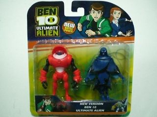 Ben 10 Ultimate Alien - Water Hazard & Big Chill Cloaked