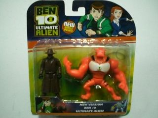 Ben 10 Ultimate Alien - Validus & Rath
