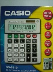 Калкулатор Касио Casio DS 6119