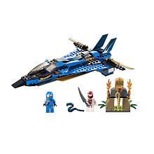 Детски конструктор Лего /Lego/ Jay's Storm Fighter, 9442