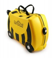 Дeтcки кyфap Trunki  3 в 1 Ride-on Bernard the Bee DELUXE TR 104