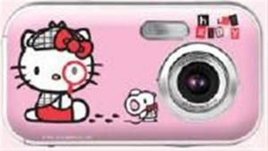 Фотоапарат за деца Hello Kitty 2 в 1