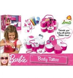 IMC Tattoo Barbie