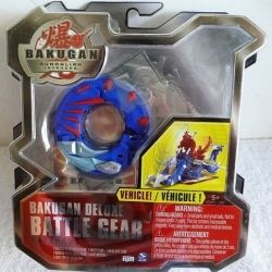 Детска играчка BAKUGAN DELUXE BATTLE GEAR 64372