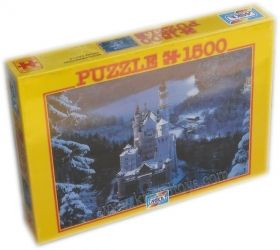 Пъзел Dream castle 1500 части